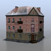 Dom ukraiński 3d model