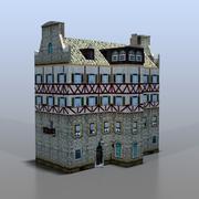 Немецкий дом v4 3d model