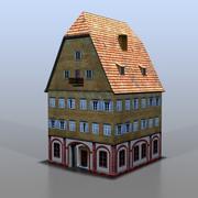 German house v12 3d model