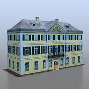 Немецкий дом v13 3d model