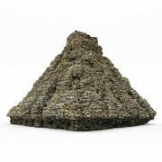 pirâmide 3d model