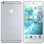 iPhone 6s Plus银色 3d model