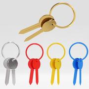 дом люкс ключ 26 3d model