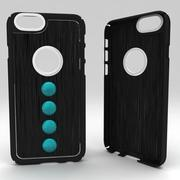 Phone body case cover 3d model
