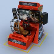 Arcade Machine 1 3d model