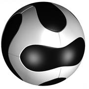 Ball Soccer 2010 3d model