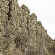 muro da fortaleza 3d model
