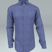 Koszula 3d model