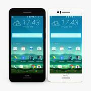 HTC Desire 728 3d model