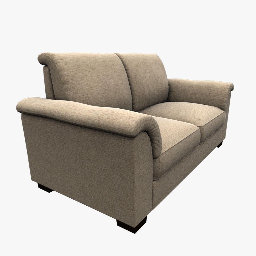 Sensational Ikea Tidafors Sofa 3D Model 25 Max Obj 3Ds Fbx Free3D Ibusinesslaw Wood Chair Design Ideas Ibusinesslaworg