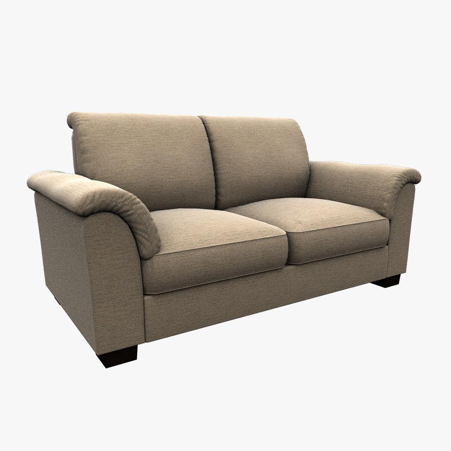 Remarkable Ikea Tidafors Sofa 3D Model 25 Max Obj 3Ds Fbx Free3D Ibusinesslaw Wood Chair Design Ideas Ibusinesslaworg