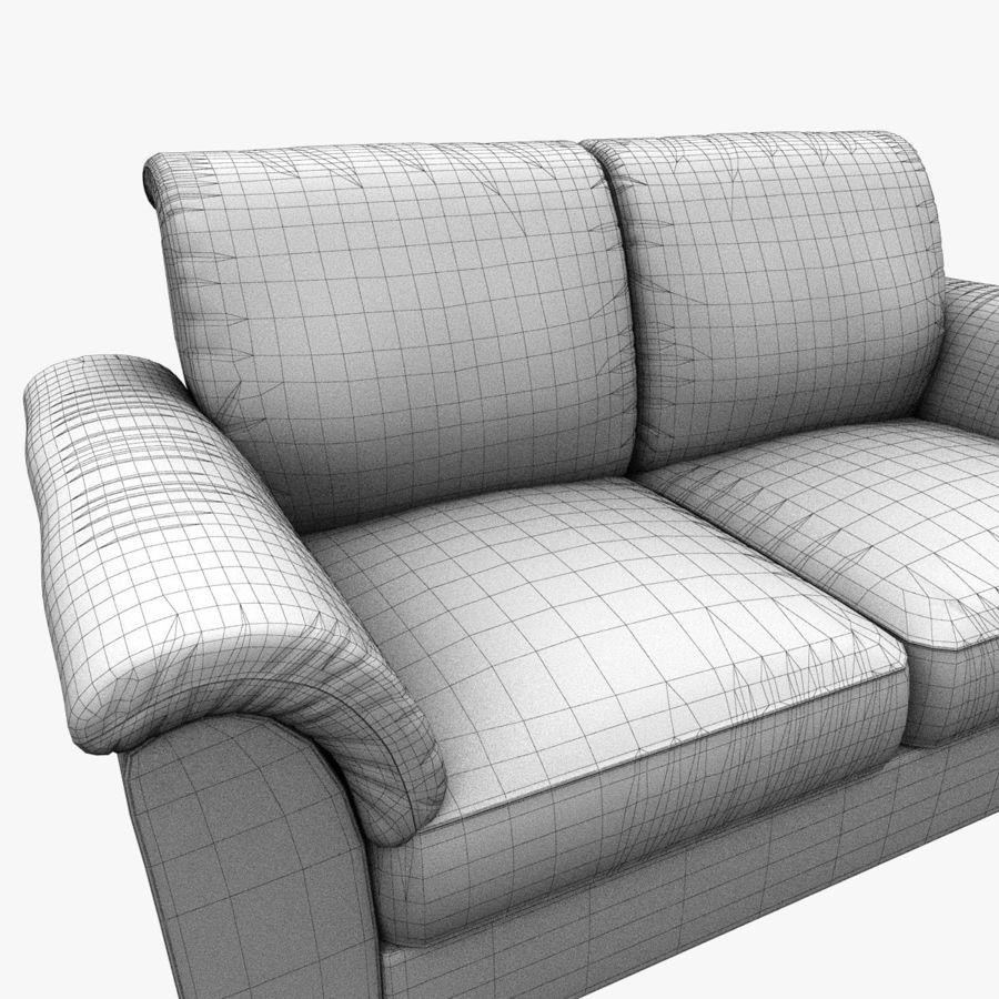 Marvelous Ikea Tidafors Sofa 3D Model 25 Max Obj 3Ds Fbx Free3D Ibusinesslaw Wood Chair Design Ideas Ibusinesslaworg