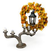 ハロウィーンの飾り2 3d model