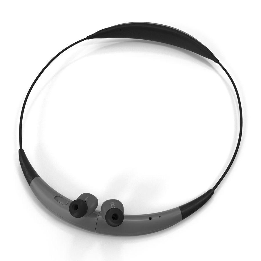 Bluetooth Headset Samsung Gear Circle Folded Silver 3d Model 29 C4d Max Obj Ma 3ds Free3d