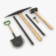 Werkzeuge 3d model