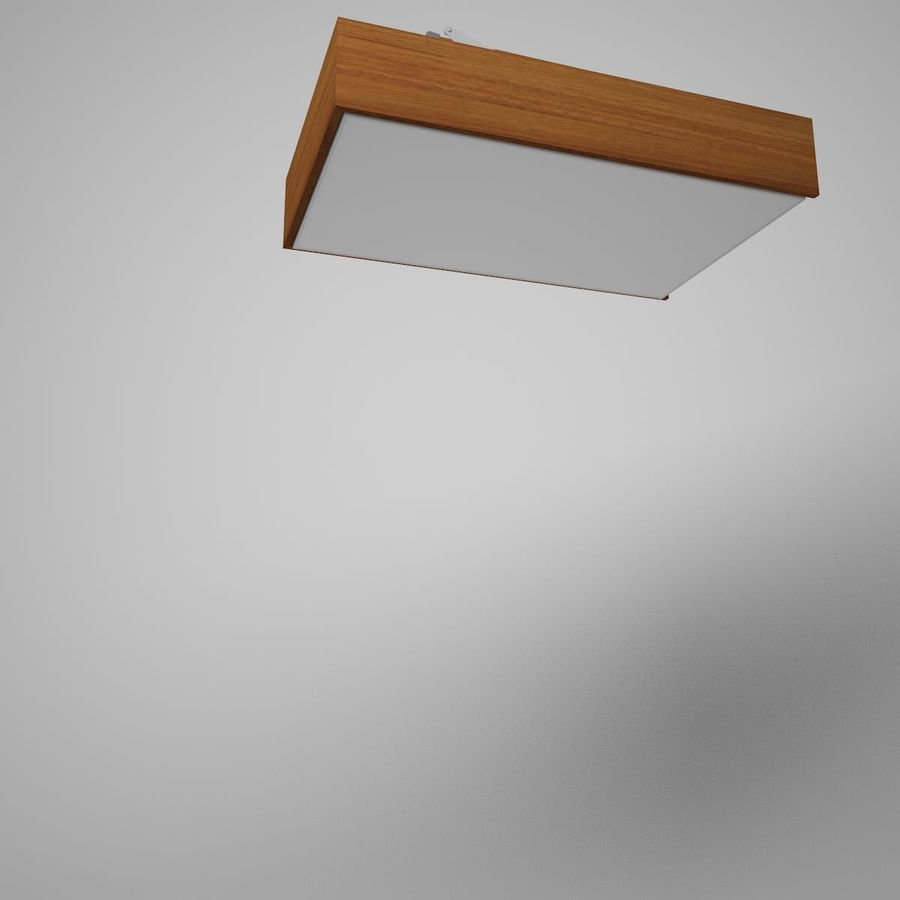 Stair Fakro LTK Thermo royalty-free 3d model - Preview no. 2
