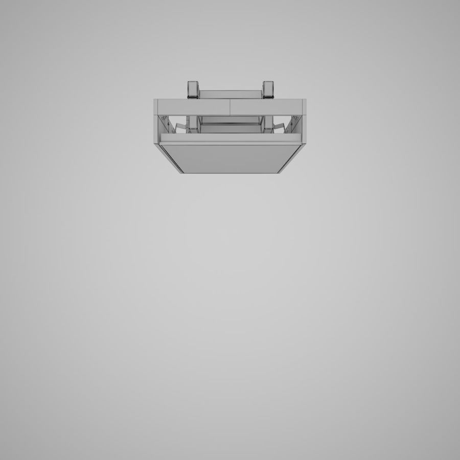 Stair Fakro LTK Thermo royalty-free 3d model - Preview no. 20