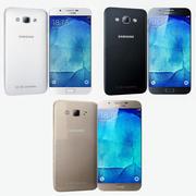 Samsung Galaxy A8 All Colors 3d model