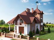 hus 3 3d model