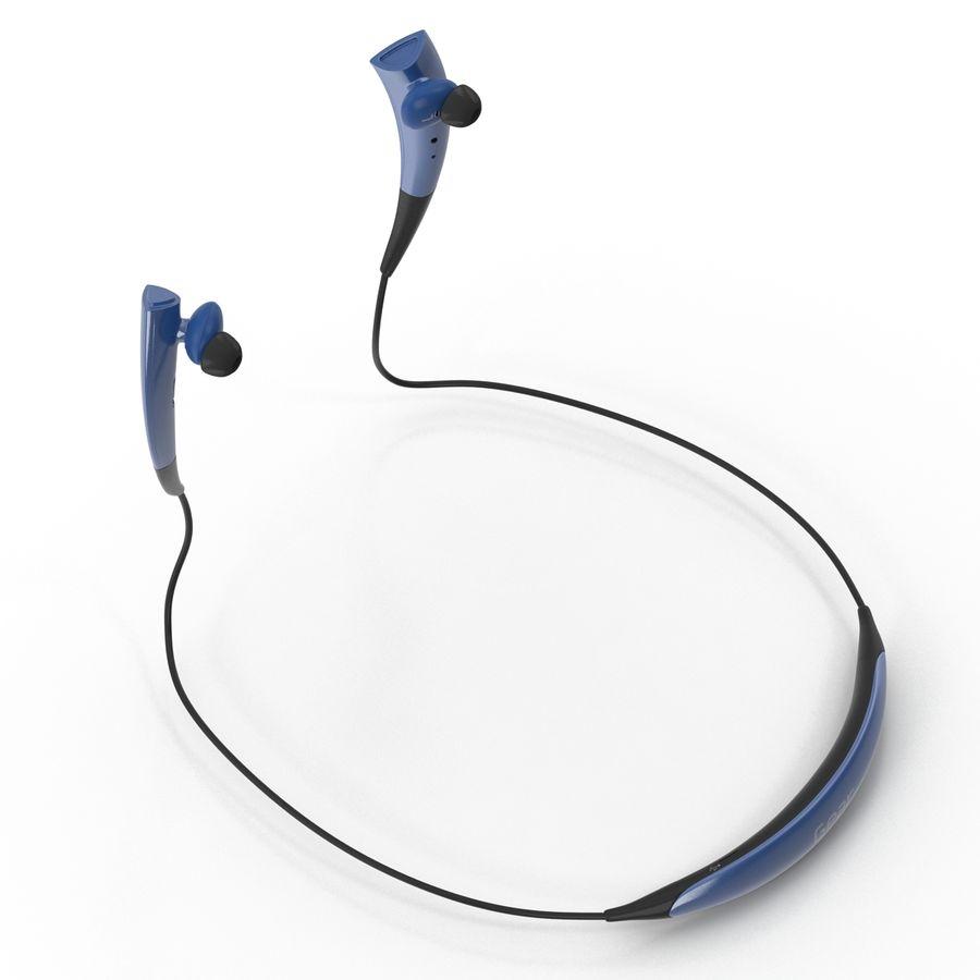 Bluetooth Headset Samsung Gear Circle Blue 3d Model 29 C4d Max Obj Ma 3ds Free3d