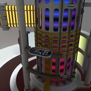 FTLパワーコアレベル:4 3d model