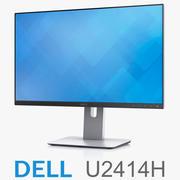 DELL UltraSharp 24 Monitor U2414H 3d model