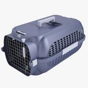 Móvel para animais 2 Azul 3d model