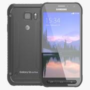 Samsung Galaxy S6 Active Gray 3d model