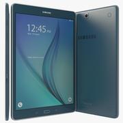 Samsung Galaxy Tab A 9.7 Blue 3D Model 3d model