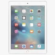 Apple iPad Pro Silver 3d model