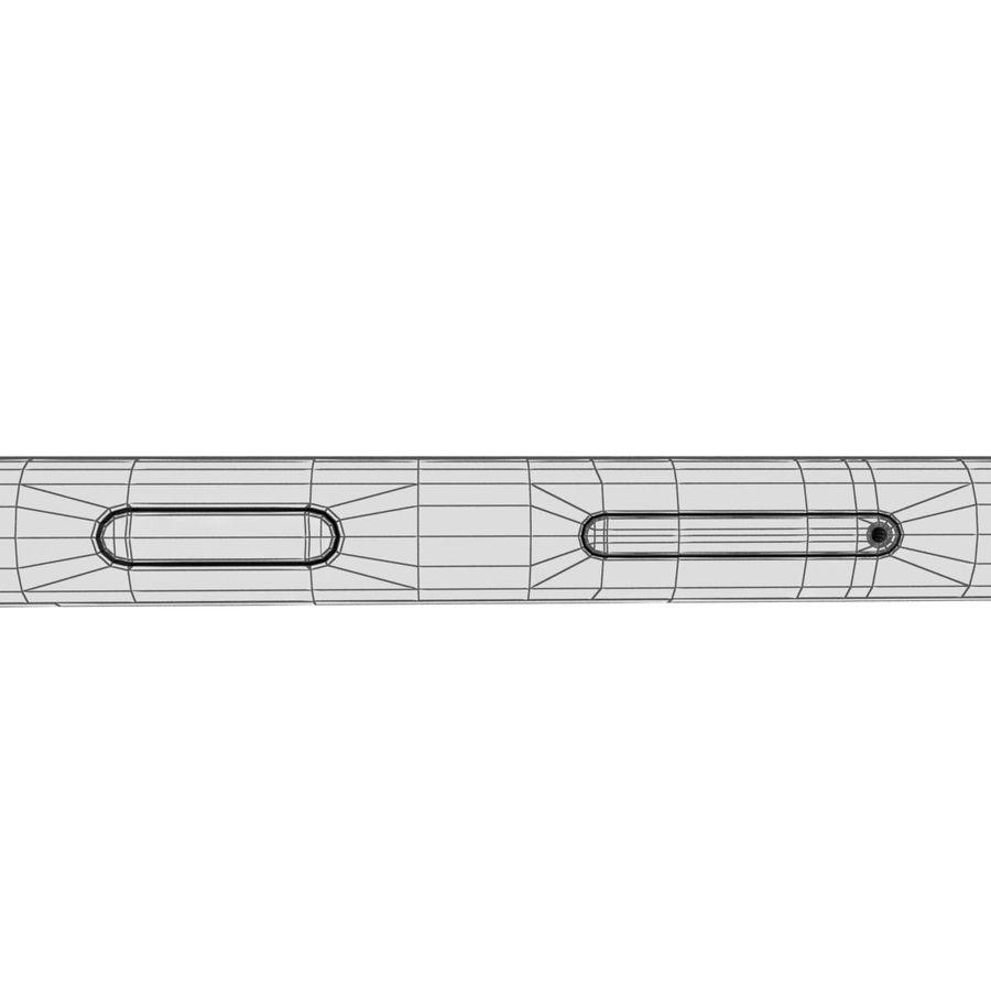 Apple iPhone 6s Artı Altın royalty-free 3d model - Preview no. 38
