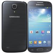 Samsung Galaxy S4 mini I9195Iブラック 3d model