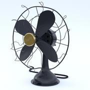 西屋风扇 3d model