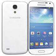Samsung Galaxy S4 mini I9195I White Frost 3d model
