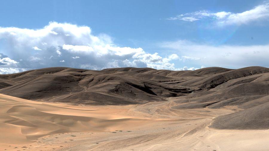 Mountain Desert Landscape 3d Model 40 Blend Dae Obj Fbx Max Free3d