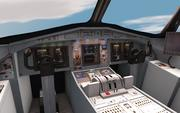 Airplane Cockpit 3d model