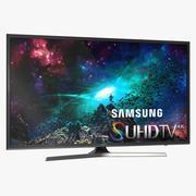 Telewizor Samsung 4K SUHD JS7000 Smart TV 55 cali 3d model