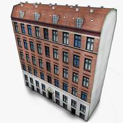 Фотореалистичный дом 0001 3d model