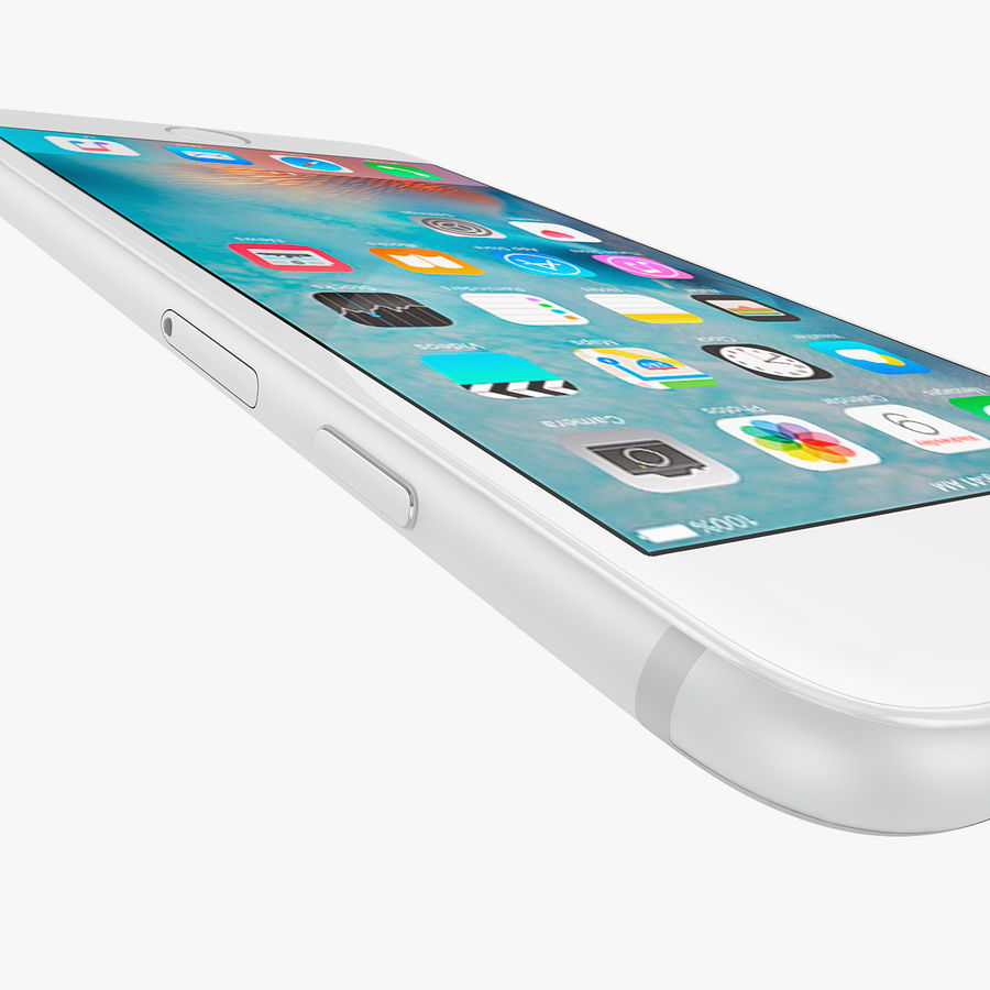 Apple iPhone 6s i iPhone 6s plus 2015 royalty-free 3d model - Preview no. 44