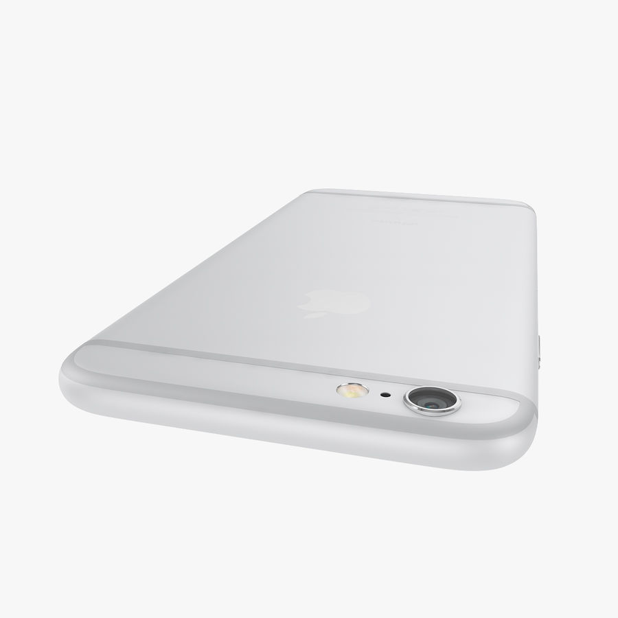 Apple iPhone 6s i iPhone 6s plus 2015 royalty-free 3d model - Preview no. 58