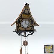 Relógio de cuco - Relogio Cuco 3d model