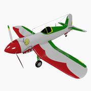 Velivolo F4U 3d model