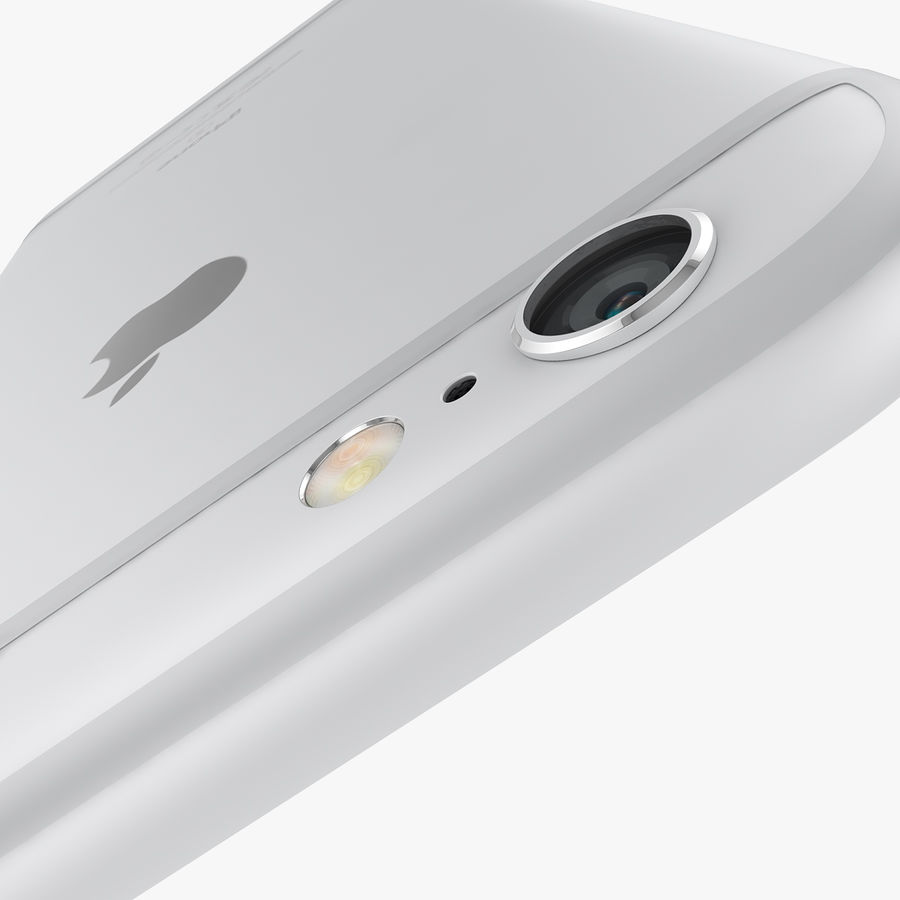 Apple iPhone 6s e iPhone 6s plus 2015 royalty-free 3d model - Preview no. 59
