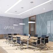 会議室3 3d model