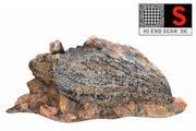 Gigantisk vulkanisk sten 8K 7 3d model