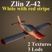 Z42 RED modelo 3d
