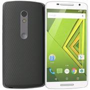 Motorola Moto X Play Black And White 3d model