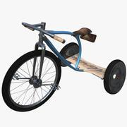 "Kids Bicycle  ""Vanilla"" 3d model"