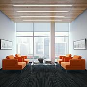 Lounge simples 3d model