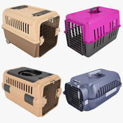 Pet Carrier Collectie 01 3d model